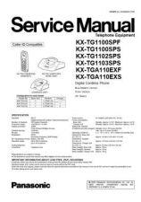 Buy Panasonic KX-TG1090JTB=--===- Manual by download Mauritron #300420