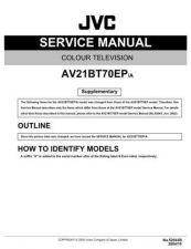 Buy JVC AV-N48P55H part Service Manual by download Mauritron #280061