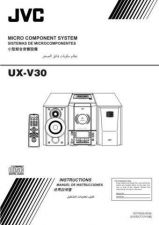 Buy JVC UX-V10GN-[3] Service Manual by download Mauritron #284504