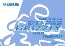 Buy Yamaha 5KM-28199-63 Quad ATV Bike Manual by download #334456