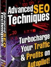 Buy ADVANCED SEO TECHNIQUES EBOOK PDF WITH MASTER RESELL RIGHTS