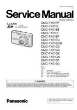 Buy Panasonic DMC-FX01-=-== Manual by download Mauritron #298711