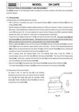 Buy Hitachi DH24PE Tool Service Manual by download Mauritron #319820