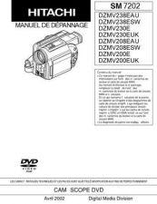 Buy Hitachi DZMV270EUK_NL Service Manual by download Mauritron #290020