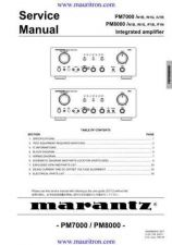 Buy Marantz PM7000 by download Mauritron #319214