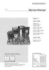 Buy Grundig CUC-1894 version 2 Service manual by download Mauritron #331314