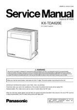 Buy Panasonic TDA620E Manual by download Mauritron #302230