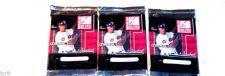 Buy 3 new 2001 DONRUSS ELITE baseball HOBBY PACK packs MLB - factory sealed new