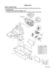 Buy JVC GR-SXM265US_part Service Manual by download Mauritron #274335
