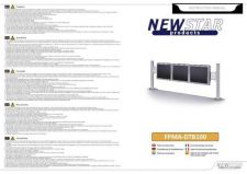Buy Newstar FPMA DTB100 Audio Visual Instructions by download #333538