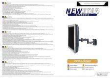 Buy Newstar FPMA W960 Audio Visual Instructions by download #333575