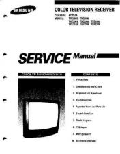 Buy Samsung KCT52A Service Manual by download Mauritron #332819