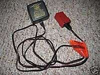 Buy 6v 6 volt Fisher Price Power Wheels battery charger red plug power adapter ac dc
