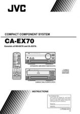 Buy JVC CA-EX70 Service Manual by download Mauritron #281348