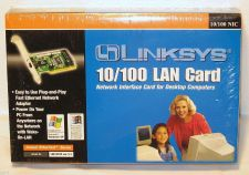 Buy Windows XP LINKSYS LNE100TX broadband EtherFast 10/100 NIC LAN PCI internal Card