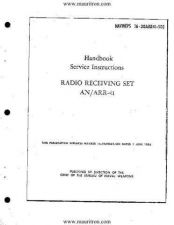 Buy Collins ARR41 Service Manual by download Mauritron #327347