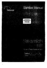 Buy Nakamichi 581 Mauritron Manual by download Mauritron #325287