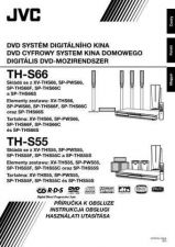 Buy JVC TH-S55-10 Service Manual by download Mauritron #284021