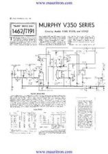 Buy MURPHY. V350. Service Data by download Mauritron #326269