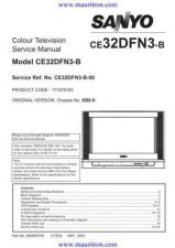 Buy Sanyo. CE32DFN3-B-00 Manual by download Mauritron #319233
