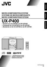 Buy JVC UX-P400-1 Service Manual by download Mauritron #284426
