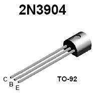 Buy Transistor - 2N3904 NPN (TO-92) - 30 Pieces