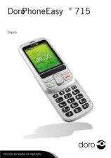 Buy Doro PhoneEasy 622 v11(r7434) Operating Guide by download Mauritron #331215