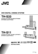 Buy JVC TH-S11-19 Service Manual by download Mauritron #283960