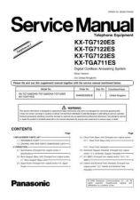 Buy Panasonic KX-TG7100FXS Manual by download Mauritron #300447