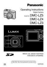 Buy Panasonic DMC-LZ3 Manual by download Mauritron #298884
