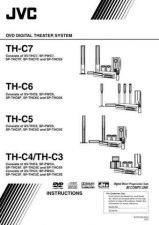 Buy JVC TH-C6-23 Service Manual by download Mauritron #283810