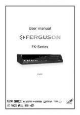 Buy Ferguson 7900 Satellite User Guide by download #334641
