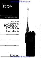 Buy Icom IC-32AT by download Mauritron #322033