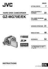 Buy JVC GZ-MG70EEK Service Manual by download Mauritron #281012
