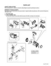 Buy JVC yf113par Service Manual by download Mauritron #273896