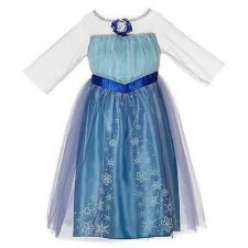 Buy BRAND NEW! Disney Frozen Enchanting Dress; Elsa, 4-6X; Unworn; Fast Shipping!