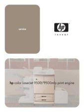 Buy Hewlett Packard HP-CLJ-9500-9500-MFP-Manual by download Mauritron #320539