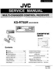 Buy JVC KS-RT610R Service Manual by download Mauritron #282529