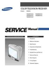 Buy Samsung TXK2566 Service Manual by download Mauritron #322639