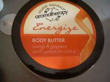 Buy Village Naturals Energize Body Butter Orange and Grapefruit