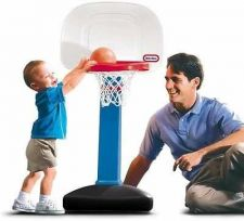 Buy Little Tikes EasyScore Basketball Set, Free Shipping, New