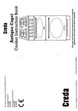 Buy Creda HB49131 Operating Guide by download Mauritron #312931