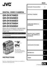 Buy JVC GR-DVP7 part Service Manual by download Mauritron #280763