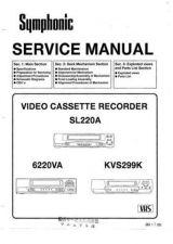 Buy Funai 6220VA Service Manual by download Mauritron #330619