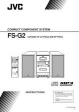 Buy JVC FS-G2-2 Service Manual by download Mauritron #280418