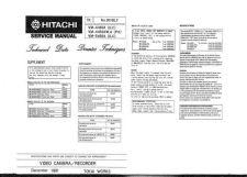Buy Hitachi VM-2250A Service Manual by download Mauritron #286674