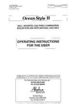 Buy Alpha STYLEFF USER INSTRUCTIONS by download Mauritron #323783