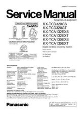 Buy Panasonic TCD320G(1) Manual by download Mauritron #302098