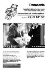 Buy Panasonic FL611SP_1 Manual by download Mauritron #299257