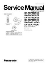 Buy Panasonic TG7100NE_FINAL_71 Manual by download Mauritron #302282